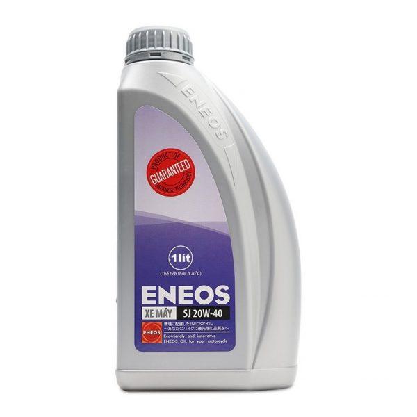 Nhớt ENEOS MA 20W40-1L (xe số)